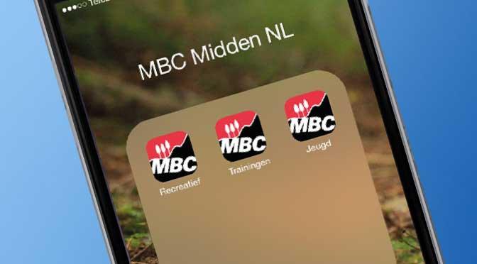 MBC App op je Smartphone