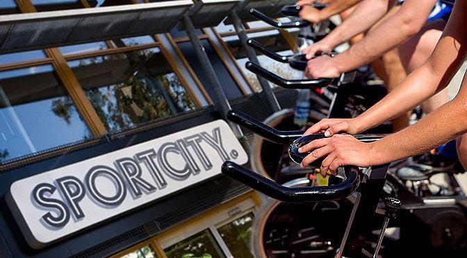 Sporten bij SportCity