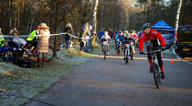 Veluwse Wintercompetitie bericht