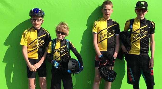 Team blauw MBC Midden Nederland